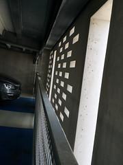 2018-08-FL-195737 (acme london) Tags: aldi brickslips carpark concretefacade edgeprotection mscp parking precastconcrete steelstructure stellstructure vehiclebarrier vehiclerestraint wiesbaden