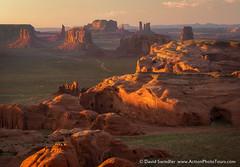 Monument Valley Array (David Swindler (ActionPhotoTours.com)) Tags: arizona huntsmesa monumentvalley southwest utah desert