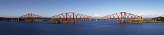 Edinburgh_Panorama1 (Mongrel Horde) Tags: pano panorama forthbridge firthofforth cruise cruising celebritycruises celebrityeclipse vacation someoneelsesvacationpictures