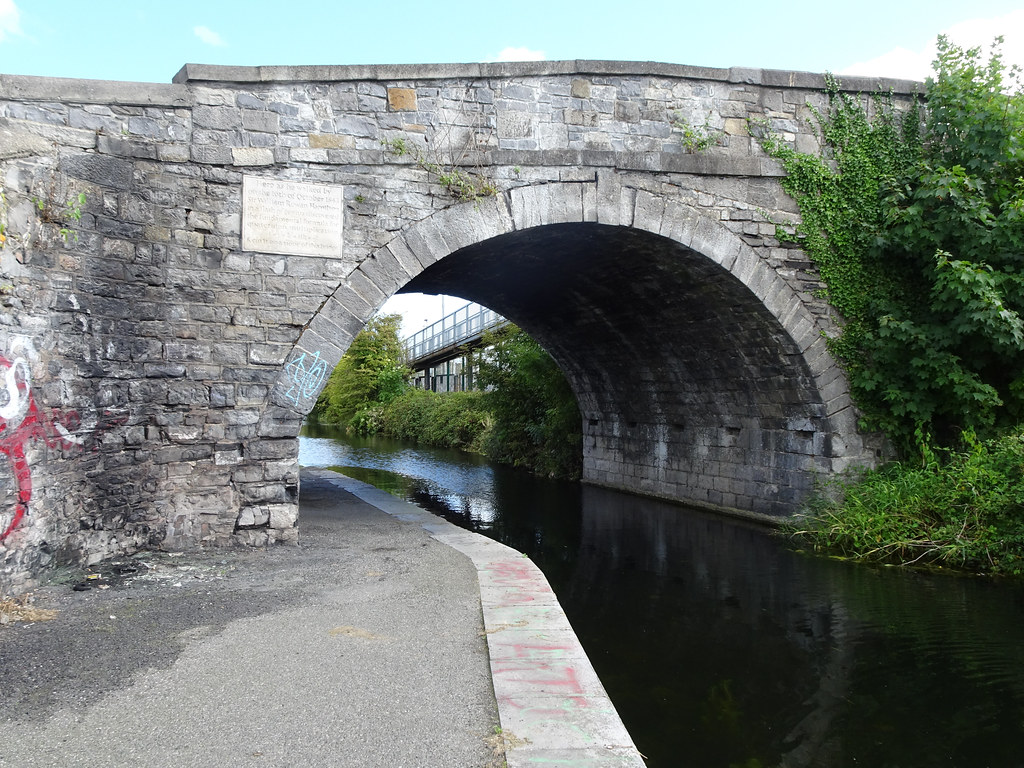 BROOM BRIDGE OR IS IT BROOMBRIDGE  or EVEN BROOME BRIDGE [THE BRIDGE RATHER THAN THE AREA]-143947