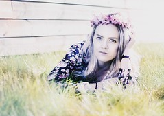 :) (Frk Martine) Tags: photoshop photoshopped norwegiangirlportait portraits portrait girl lady color colorportrait face eyes hair blondhair photographer girlphotographer girlphotographers norwegianphotographer