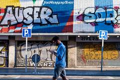 Mercado de la Cebada (Joe Herrero) Tags: madrid mercado de la cebada calle street graffitti