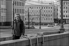 6_DSC6517 (dmitryzhkov) Tags: russia moscow documentary street life human monochrome reportage social public urban city photojournalism streetphotography people bw dmitryryzhkov blackandwhite everyday candid stranger