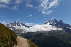 Grandes Jorasses & Mer de Glace (S. Torres) Tags: landscape paysage montagne mountain montblanc glacier grandesjorasses merdeglace hautesavoie argentiere lacdescheserys