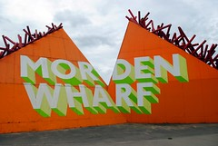 Morden Wharf (zawtowers) Tags: jubilee greenway section 6 six saturday 8th september 2018 cloudy dry woolwichfoottunneltogreenwich amble stroll walking walk exploring london river thames path following urban exploration morden wharf