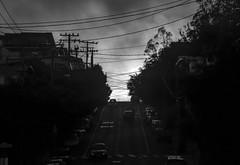 Corbin Dallas Hill (Jersey JJ) Tags: corbin dallas hill stairs corona heights silhouette low key driverpic