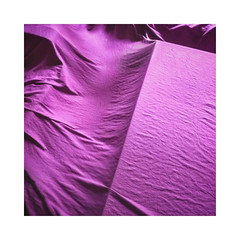A Wave (Parveen Singh) Tags: cloth magenta colour wave lines pattern dark shadow