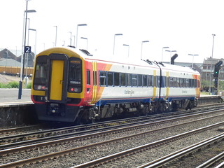 158884 at eastleigh