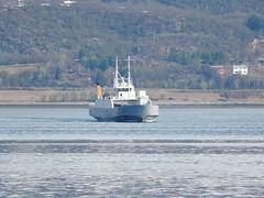 """Vaggasvarre"" (OlafHorsevik) Tags: vaggasvarre bjørklids torghattennord thn toppsundet stornes ferge ferga ferry ferja ferje"