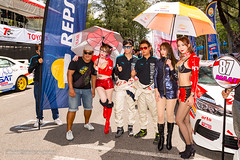 XOKA7421s2 (Phuketian.S) Tags: girl woman women toyota motor sport toyotamotorsport pit pitlane altis corolla phuket thailand show sexy shoes long legged beauty red white phuketian fast fun fest people car skirt dress transgender tranny team racing boobs tits color fastfunfest toyotafastfunfest umbrella pistop paddock toyotamotorsport2018 toyotaonemakerace daretorace livealive