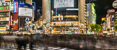 Tokyo (drasphotography) Tags: tokyo tokio japan shibuya crossing travel travelphotography reise reisefotografie drasphotography long exposure langzeitbelichtung nightshot nachtaufnahme night nacht people nikon d810 nikkor2470mmf28 urban city cityscape