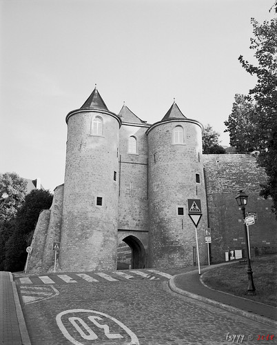 Fortified Entrance