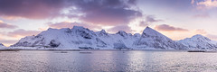 IMG_4566-Panorama.jpg (arnolamez) Tags: lofoten mountain montagne paysage landscape panoramic panoramique seascape
