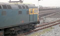 Falkland Yard 27059 awaits instructions early 80's c695 (Ernies Railway Archive) Tags: ayr falklandyard gswr lms scotrail