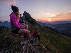 La Gruyère - Jaun / Ref.02359 (FRIBOURG REGION) Tags: suisse switzerland schweiz fribourgregion fribourgrégion lagruyère jaun grandtourdesvanils été sommer summer préalpes voralpen prealps alpes alpen alps montagne mountains berge colduloup wandern randonnée hiking leverdesoleil sonnenaufgang sky himmel ciel sunrise landschaft paysage landscape