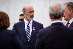 Governor Wolf Honors Flight 93 Passengers, Families at the 17th Annual September 11 Observance (governortomwolf) Tags: 16343