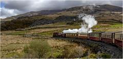Welsh Highland Railway _027 (Anthony Britton) Tags: someofmyfavouritesof2017and2018