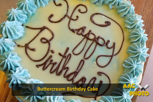 """Buttercream Birthday Cake • <a style=""""font-size:0.8em;"""" href=""""http://www.flickr.com/photos/159796538@N03/44644055961/"""" target=""""_blank"""">View on Flickr</a>"""
