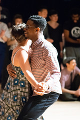 Interracial couple dancing (quinet) Tags: 2018 canada lindybout lindyhop swing tanz vancouver xii dance danse jazz britishcolumbia 124