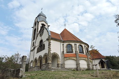 2018-09-13 Church in Liberec (beranekp) Tags: czech liberec reichenberg kostel kirche church old alt history
