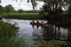 Kanuutajad Halliste jõel (Jaan Keinaste) Tags: pentax k3 pentaxk3 eesti estonia viljandimaa tipuküla hallistejõgi jõgi river inimene people kanuu canoe soomaa