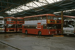 Ribble 2033 (URF 661S) (SelmerOrSelnec) Tags: ribble stagecoach bristol vr ecw urf661s clitheroe bus pmt