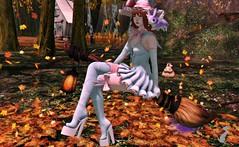 #192 - The Good Witch 🐱 (rhavena.rasmuson) Tags: witch catwa cute kustom9 kawaii follow4follow follow4followback fav4fav like4like lolita sky zenith truth secondlife slfashion slavatar sl secondolife secondlifeavatar slavi sweetlolita