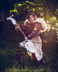 SP_81776 (Patcave) Tags: dragon con dragoncon 2018 dragoncon2018 cosplay cosplayer cosplayers costume costumers costumes valka how train your 2 viking dreamworks animation dragonrider httyd2
