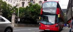 Arriva London HV280 on route 243  Strand 18/08/18. (Ledlon89) Tags: london bus buses transport tfl londonbus londonbuses londontransport transportforlondon
