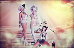 Cause I love ME, yeah, I love ME! :D  (Me, Myself, and I) (.: ßЄßЄ :.) Tags: sl secondlife second life virtual girls women mesh bento art friends digitalart 3d 3dart bodymesh beauty bentohead