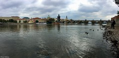 Prague, Czech Republic. (Chanel Debono) Tags: prague czech republic czechrepublic praha travel iphone iphone6s iphonephotography photography vlatvariver vlatva river praguecastle castle oldtown pragueolttown town praguechurch towers baroque oldtownsquare sqaure gallery trams tram sunset trdelník trdelnik chaneldebono europe travelling travelphotography scenery streets sky water trees charlesbridge building boat ferry ship tree city panorama paddleboats paddleboat bridge