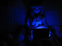Blue (Lurkz D) Tags: dd dollfiedream doll spunky vinyl custom lurker volks