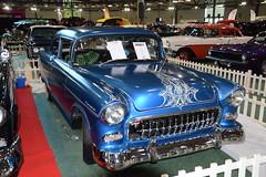 Chevrolet 150 - 1955 (pserigstad) Tags: stavanger rogaland norge norway nikon nikond5300 d5300 tamron16300 tamron motorama2018