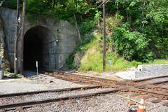 Norfolk Southern - Hannibal Tunnel (Jim Strain) Tags: jmstrain train railroad railway tunnel louisiana missouri hannibal