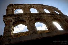 Arena di Verona (Licyph) Tags: verona arena arenadiverona arte art architettura architecture beauty italia italy iloveitaly ancient history bellezza amazing iloveit