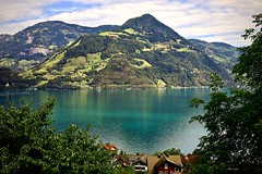 Passando (kiareimages1) Tags: landscapes montagne laghi lac paysages paesaggi lakes nature nuages nuvole riflessi reflets reflection