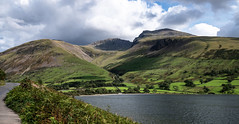 Scafell and Scafell Pike from across Wastwater. Lake District, England. (rosskevin756) Tags: nikon d850 nikkor 1635