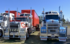 Kenworth (quarterdeck888) Tags: trucks photos truckphotos australiantrucks outbacktrucks workingtrucks primemover class8 overtheroad interstate frosty quarterdeck jerilderietrucks jerilderietruckphotos flickr bdoubles lorry bigrig highwaytrucks interstatetrucks nikon truck kenworth kenworthclassic kk kenworthclassic2018 truckshow truckdisplay workingclasstrucks noprizes model