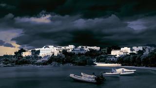 3388 Storm Clouds over Paros