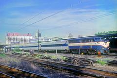Long Island HEP 617 (Chuck Zeiler) Tags: li longisland hep fa1 617 railroad alco locomotive newyork train chuckzeiler chz