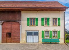 Maison villageoise (axel274) Tags: canon g5x powershot schweiz suisse switzerland vaud hermenches