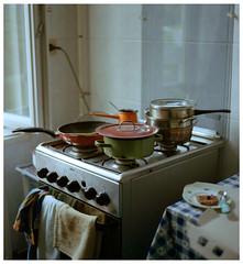 Bucharest 10 (misu_1975) Tags: eu bucharest romania ro kitchen 6x6 120 mediumformat film kodak portra hasselblad 503cx hasselblad503cx