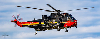 Belgium 40 Sqn Westland Seaking
