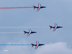 170404_055_SnF_PatrouilleDeFrance (AgentADQ) Tags: patrouille de france armee lair french ir force air show airshow alphajet jet trainer military aviation airplane plane sun n fun flyin expo lakeland linder airport florida 2017
