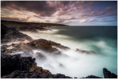 Coastal Fury (Augmented Reality Images (Getty Contributor)) Tags: nisifilters aberdeenshire benro bluesky canon cliffs clouds coastline horizon landscape longexposure portsoy rocks scotland seascape summer water waves
