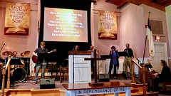 Worship Service with Pastor Randy Matthews (8-19-2018)- Closing Music (nomad7674) Tags: 2018 20180819 august beacon hill church efca evangelical free worship service monroect monroe ct connecticut christian christianity music sing singing singer closing