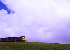 High (Voyen_Ras) Tags: high freedom travel peak mountain nature clouds color hut 2376m botev bulgaria explore earth art wind hike beauty day light white impressive breathtaking flickr sony contrast vivid vast view panoramic 360 pov perspective classic grass love air vacation world bright pretty naturephotography landscape colourful cielo hiking fun