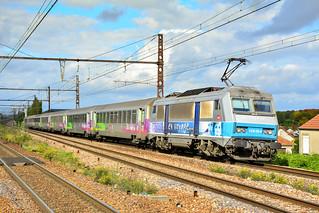 Intercites Paris Bercy-Nevers