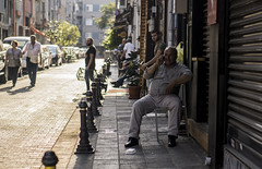 turkish cafe 5 (anilcagal) Tags: mirror art streetphoto play hair purple music street people photo road endless old man with portrait doğal going photography streetphotography yellow sony sonyalpha6000 sel50f18 building workers shop window city sky flowers istanbul sad car