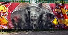 Graffiti (laurent KB) Tags: graffiti kremlinbicêtre kb